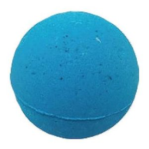 blue relaxing bath bomb